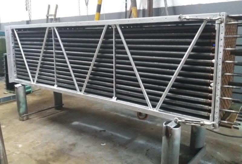 Fabricante de radiadores industriais