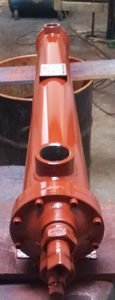 Trocador de calor em diadema