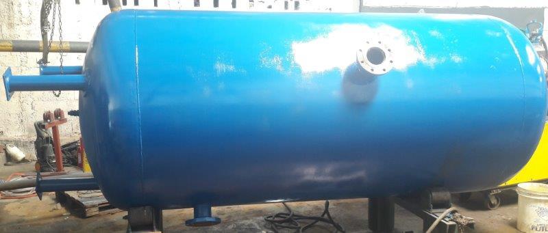 Vasos de pressão fabricação
